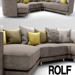 Sofa ROLF BENZ ONDA
