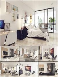 Bedroom scene from member