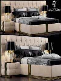 Bed visionnaire perkins