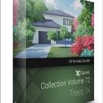 CGAXIS MODELS VOLUME 72 TREES IX