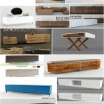 Modern Chest of Drawers 3D Models