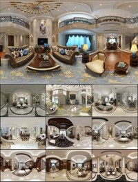 360° INTERIOR DESIGNS 2017 LIVING & DINING, KITCHEN ROOM EUROPEAN STYLES COLLECTION 1