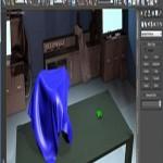 Cloth Simulation: 3ds Max