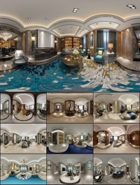 360° INTERIOR DESIGNS 2017 LIVING & DINING, KITCHEN ROOM NEOCLASSIC STYLES COLLECTION 2