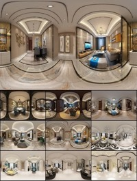 360° INTERIOR DESIGNS 2017 LIVING & DINING, KITCHEN ROOM NEOCLASSIC STYLES COLLECTION 4