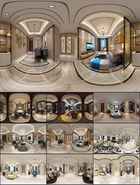 360° INTERIOR DESIGNS 2017 LIVING & DINING, KITCHEN ROOM ...