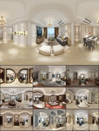 360° INTERIOR DESIGNS 2017 LIVING & DINING, KITCHEN ROOM AMERICAN STYLES COLLECTION 1