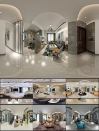 360° INTERIOR DESIGNS 2017 LIVING & DINING, KITCHEN ROOM MORDEN STYLES COLLECTION 1