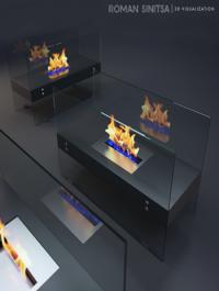 Bio Ethanol Fireplace