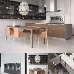 Kitchen Poliform Varenna Phoenix 2 (vray, corona)