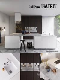 Kitchen Poliform Varenna Matrix (vray GGX, corona PBR)