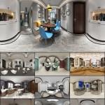 360° INTERIOR DESIGNS 2017 KITCHEN ROOM MORDEN STYLES COLLECTION 1
