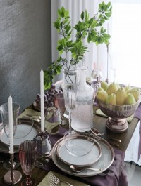 Table setting 17