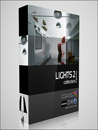 CGAxis Models Volume 16 Lights II