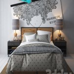 Rope Me King Size Bed Old Patina