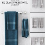 RH 802-GRAM TURKISH TOWEL COLLECTION 2