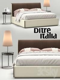 Bed Monolith Ditre Italia