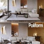 Set from Poliform Bristol