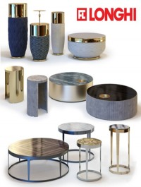FRATELLI LONGHI Coffee Tables Set 01