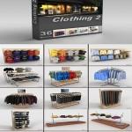 DigitalXModels 3D Model Collection Volume 12: CLOTHING 2