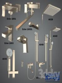 Faucets Exter Series 1600 (WasserKRAFT)