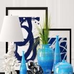 Decoration set by Ethan Allen