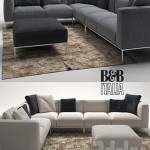 FRANK SOFA by B&B Italia