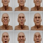 Anatomy 360 Male Expression Pack