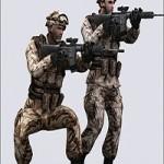 3DRT Characters US Marines