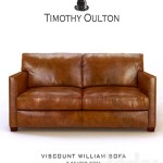 Viscount William Sofa, Sofa 3-seater