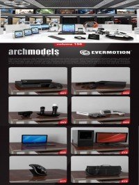 Evermotion Archmodels vol 156
