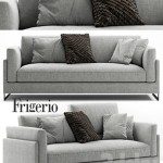 Frigerio Salotti Davis In Sofa