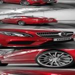 Mercedes-Benz CLS 500 3D Model