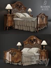 Italian bedroom Portofino laccato factories Signorini & Coco