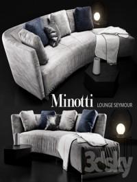 Minotti LOUNGE SEYMOUR