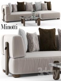 Minotti Florida sofa 2