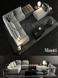 Minotti Lawrence Sofa 3