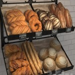 Rack with bread
