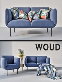 Woud Furniture Set
