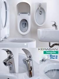 toilet and bidet Kerasan FLO
