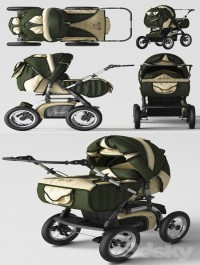Stroller for children ANMAR