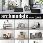 Evermotion Archmodels vol 208
