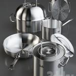 Cookware set Fissler Original Pro