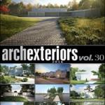 Evermotion Archexteriors vol 30