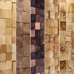 Wooden mosaic Collection