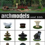 Evermotion Archmodels vol 105