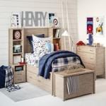 Set for children 39 Plaid bedroom