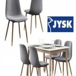 Jysk / Jonstrup Chair  Gammelgab Table