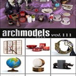 Evermotion Archmodels vol 111