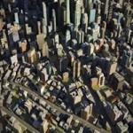 City 23 Low-poly 3D model